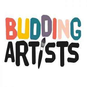 budding artists logo