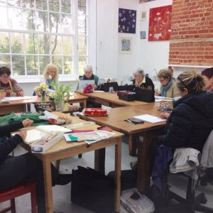 Budding Artists Classes and Workshops – Adults