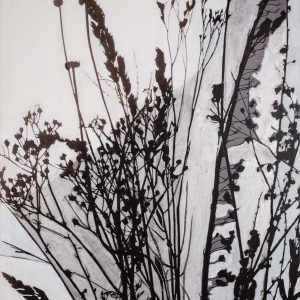 Seed heads – Painting/print