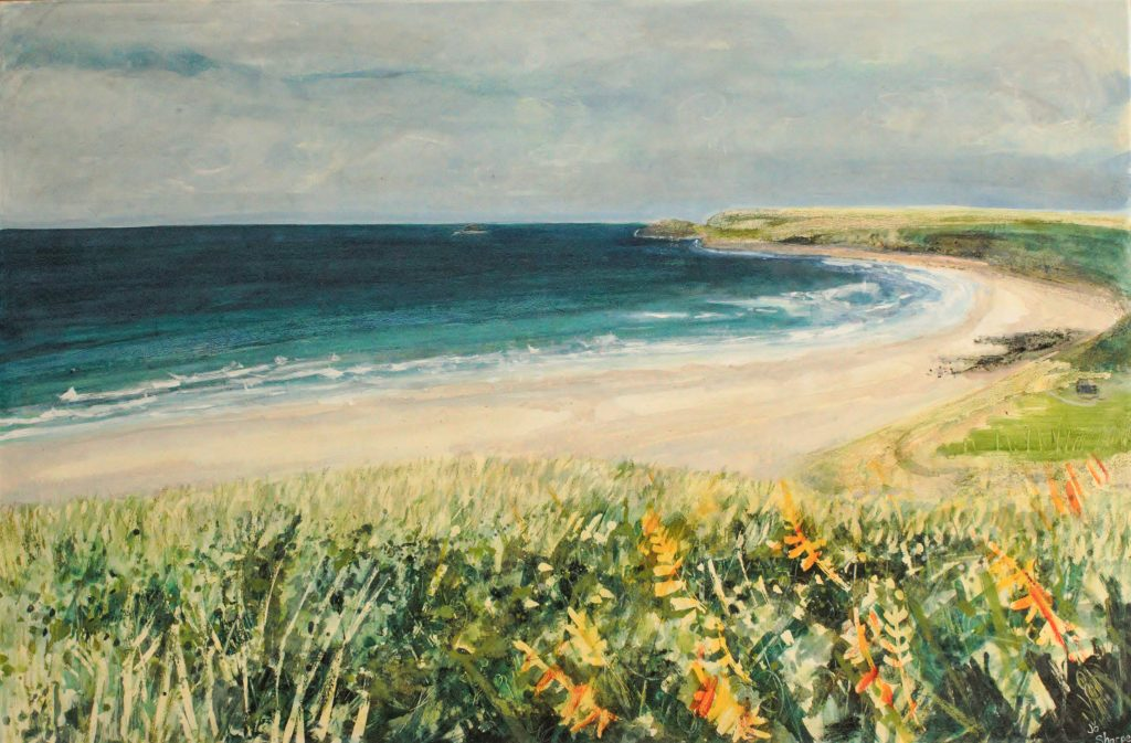 A Commission of Sennen, Cornwall