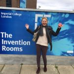 Working for Imperial College – Inventions rooms