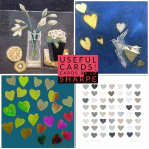 Spring Cards Art Pack – for Valentines, Anniversaries and Mothers day